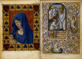 Book of Hours of Simon de Varie