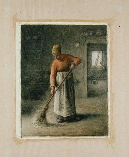 Jean-Franois Millet, Alle Schildrijen Bij Kunstkopie-7781
