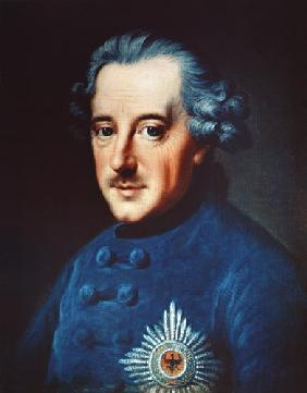 Frederick II the Great (1712-86)
