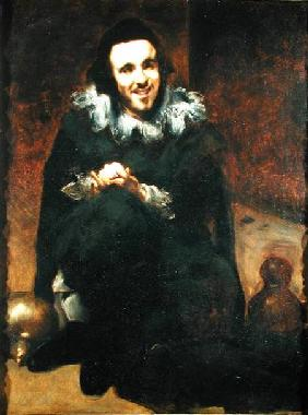Don Juan de Calabazas, after Velazquez