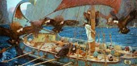 Waterhouse / Ulysses and the Sirens
