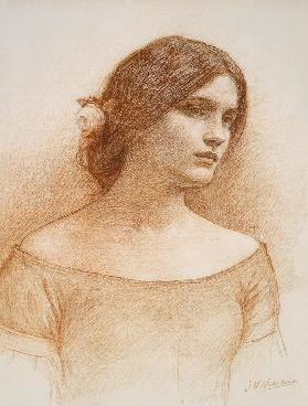 Study for The Lady Clare
