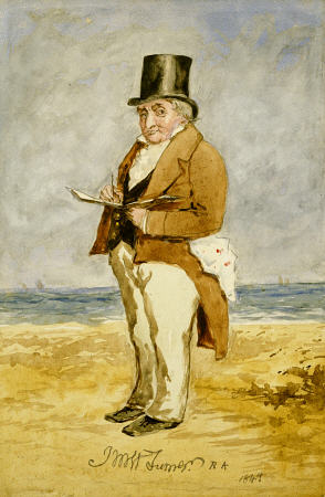 William Turner (zelfportret)