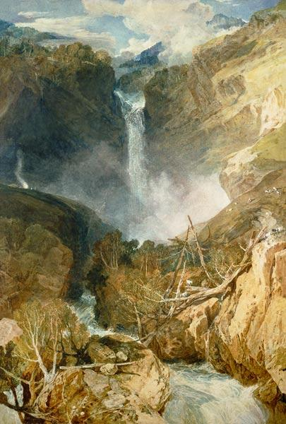 The Great Falls of the Reichenbach