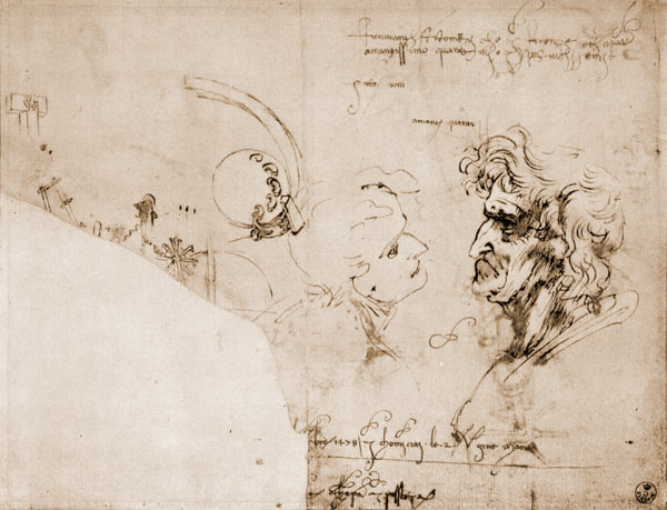Interesting Facts about Leonardo Da Vinci's Journals