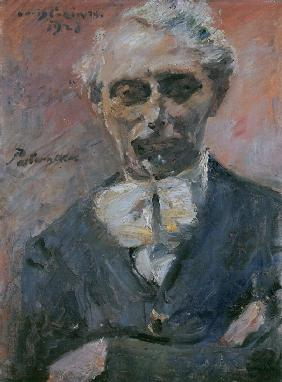 Portrait of Leonid Pasternak (1862-1945)