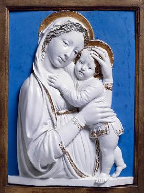 Madonna and Child, 1445-50