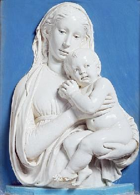 The Madonna of the Apple