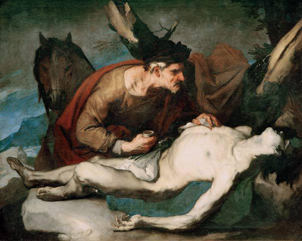 L.Giordano / The Good Samaritan.