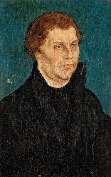 Luther portrait