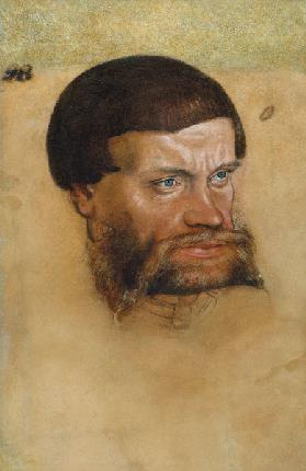 Portrait thought to be of John the Steadfast, Elector of Saxony,