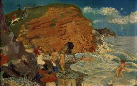 Small Bathers of La Bernerie