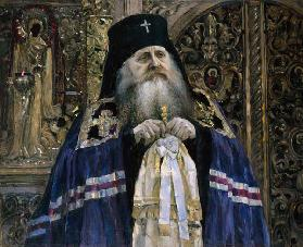 Portrait of Metropolitan Antony of Kiev and Galicia (1863-1936)