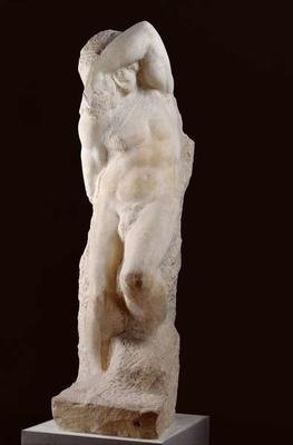 Young Slave, c.1520-23 (marble)