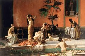 Pompeian bath (Pompejanisches Bad)
