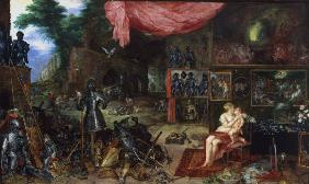 Brueghel and Rubens / Touch