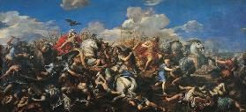 The Battle of Alexander Versus Darius
