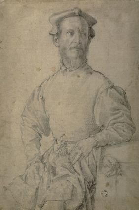 Jacopo Pontormo / Drawing by Bronzino
