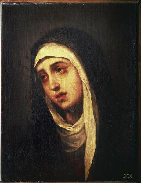 Murillo, Bartolomé Esteban Perez : Mater Dolorosa / Murillo /. - thm_mater_dolorosa__murillo__c1668