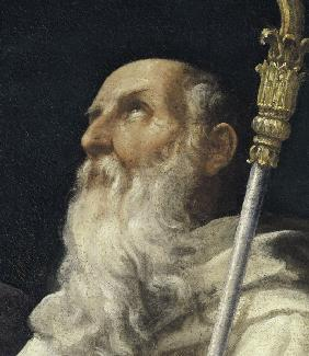 Reni / Head of St.Romuald / c.1595