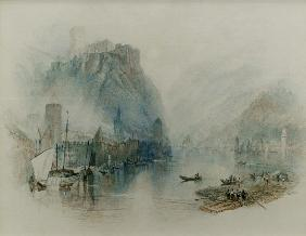 William Turner, Burgen am Rhein