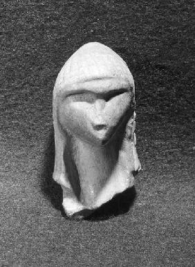 Head of a Woman known as Venus of Brassempouy
