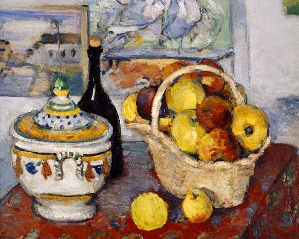 Still-life with tureen