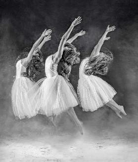 The Three Dancers
