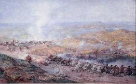 A Scene from the Russo-Turkish War in 1877-78