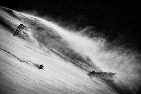 Race against the wind