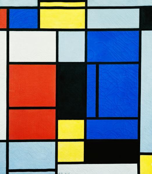 piet mondriaan schilderijen, kunst en reproducties. ruim 250