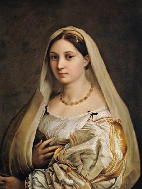 The Veiled Woman, or La Donna Velata