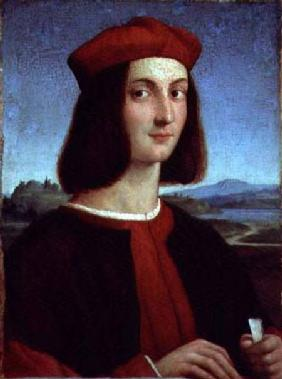 Portrait of the Young Pietro Bembo