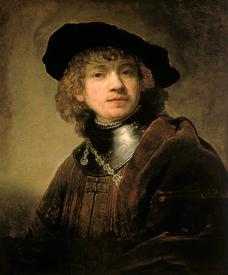 rembrandt van rijn schilderijen. grote online kunst collectie, ruime