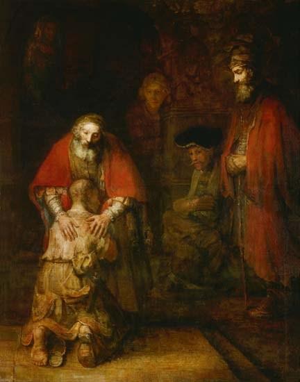 Rembrandt van rijn rembrandt van rijn terugkeer van de verloren zoon