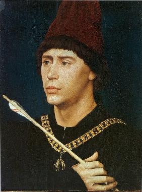 Portrait of Antoine, bastard of Burgundy