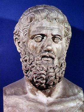 Bust of Sophocles (496-406 BC)