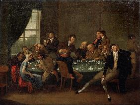 The Gambling House