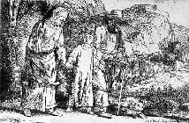 The Return from Egypt, or Jesus Christ Taken Back from the Temple