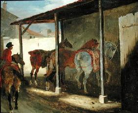 The Barn of Marachel-Ferrant