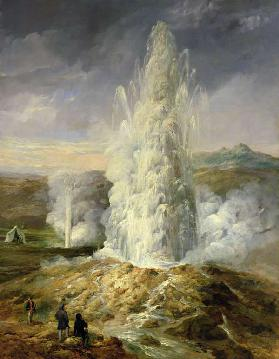 The Great Geysir, South Iceland