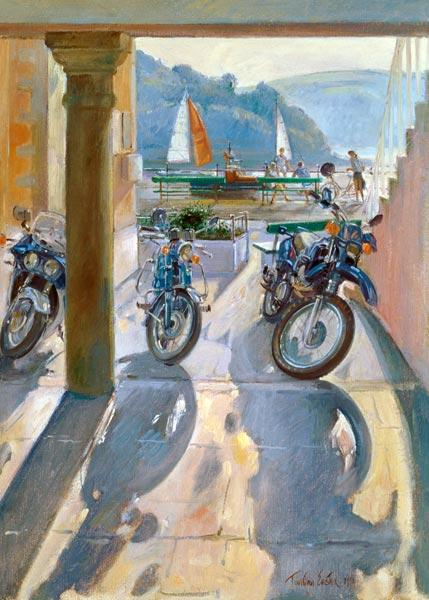 Wheels and Sails, 1991