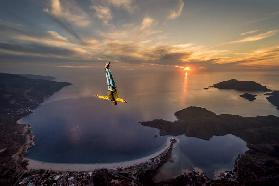 Freefalling with Guillaume Galvani