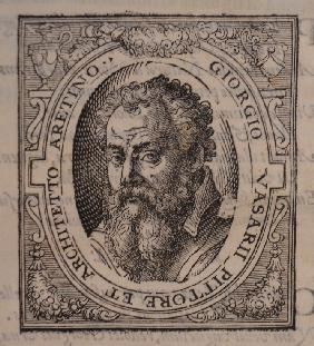 Giorgio Vasari. From: Giorgio Vasari, The Lives of the Most Excellent Italian Painters, Sculptors, a