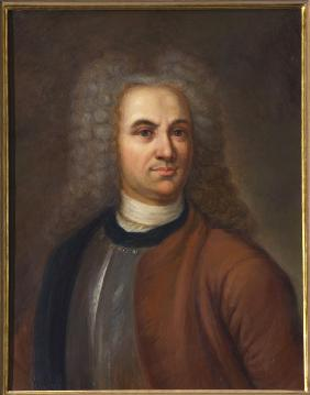 Portrait of the historian Vasily Tatishchev (1686-1750)