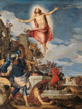 Paolo Veronese, Resurrection of Christ