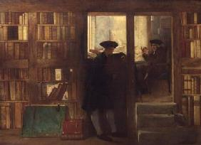 The Bibliophilist's Haunt or Creech's Bookshop